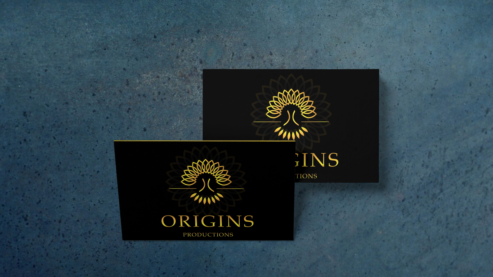 Origins Productions / Branding